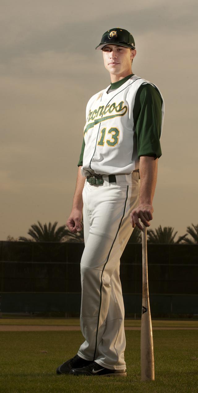 Baseball's Travis Taijeron Picked as CCAA Athlete of the Year