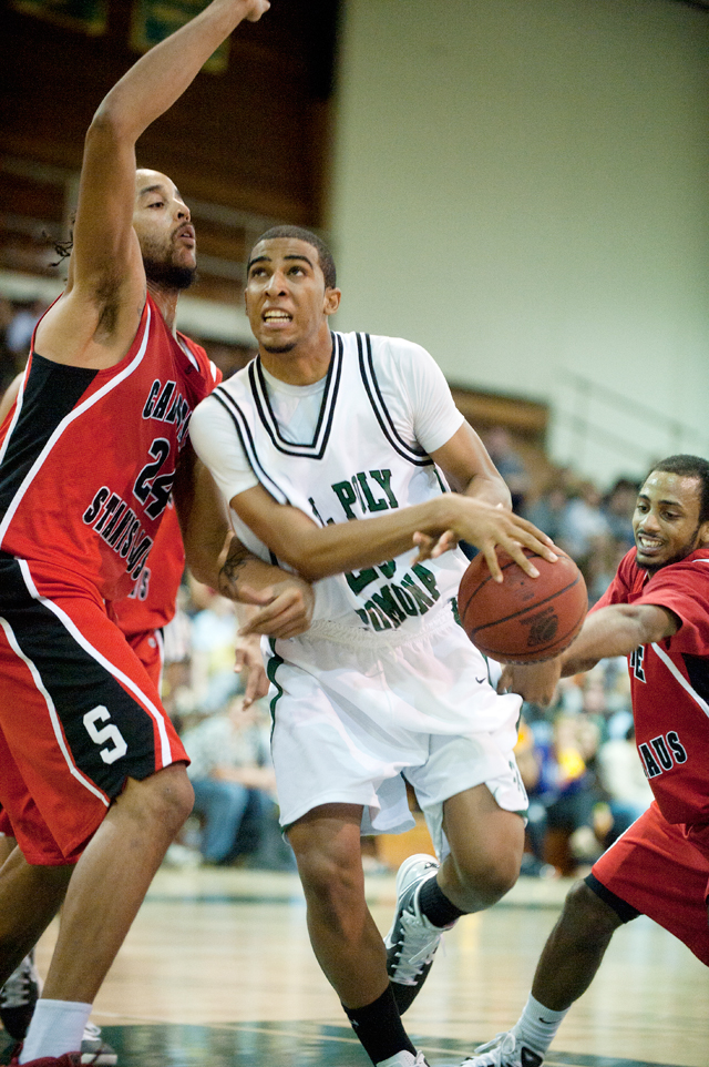 Anderson, Rosser Receive 2012 All-CCAA Recognition