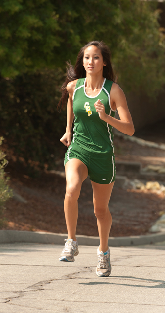 Tiffany Dinh Selected as CCAA Runner of the Week