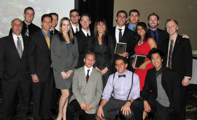 Marketing Club Awarded for Fundraising and Communications