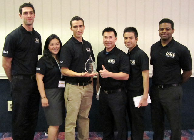 Construction Students Place in National Competition