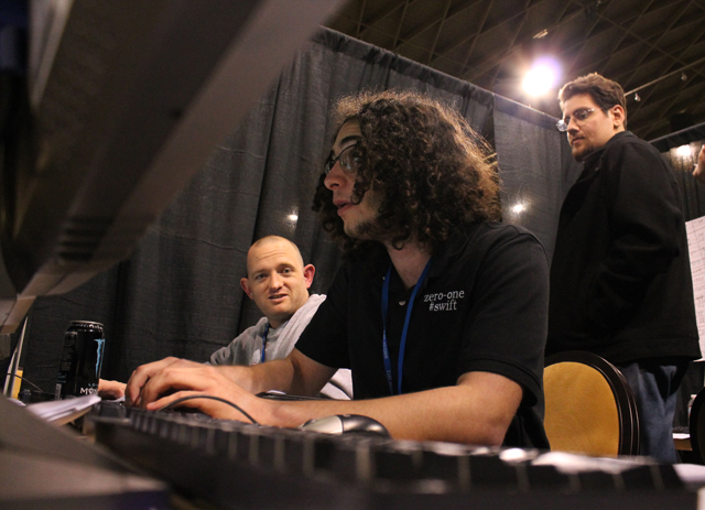 Cyber Defense Team Again Headed to National Championships