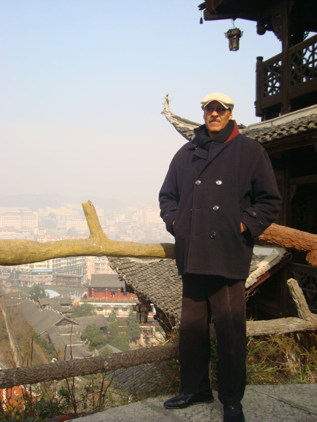 Business Professor Completes Lecture, Research Tour in China
