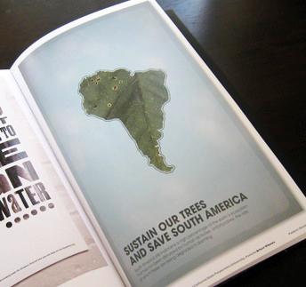 "¿Deforestation Posters"" by Arturo Wibawa (¿11, art)."