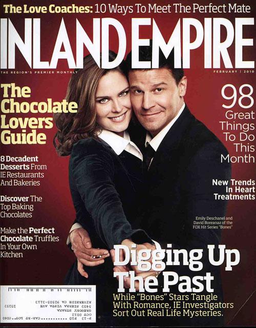 February 2010 issue of Inland Empire Magazine