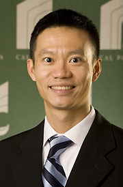 Ed Ng, assistant professor in the management & human resources department