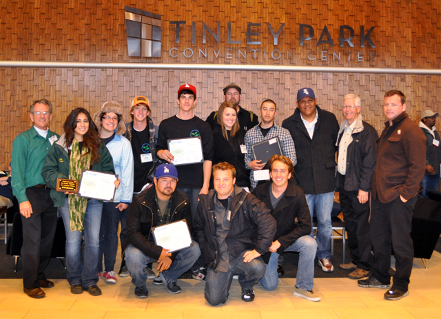 CPP Team Shines in Turf and Landscape Competition