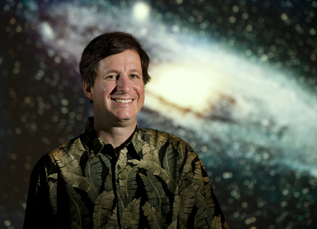 Physics Professor Selected as Columnist for Astronomy Newsletter