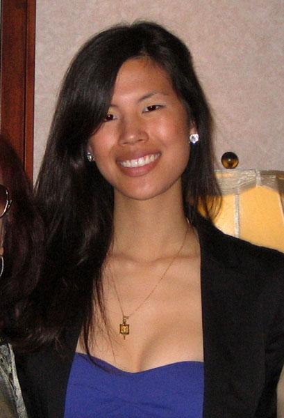 Shalia Khovananth, civil engineering student