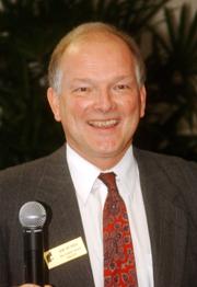 Burke Receives Lifetime Achievement Award