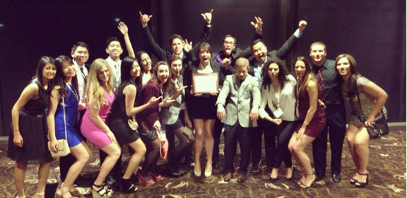 Marketing Group wins Honors at AMA Conference