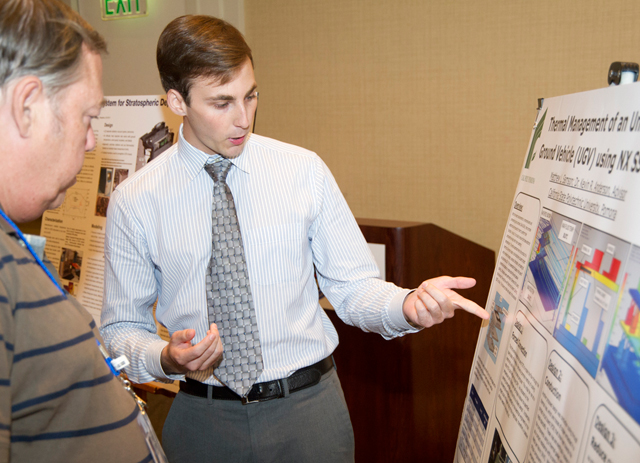 Engineering Students Win Awards for Research Posters