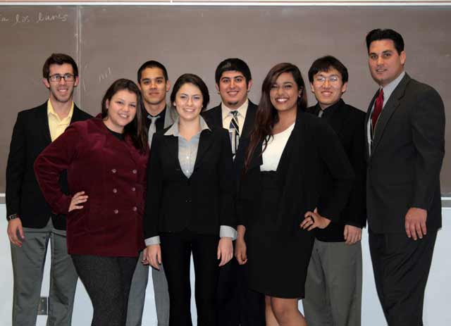 Another Successful Year for Mock Trial Team