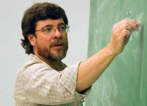 Math Professor Receives College of Science Award