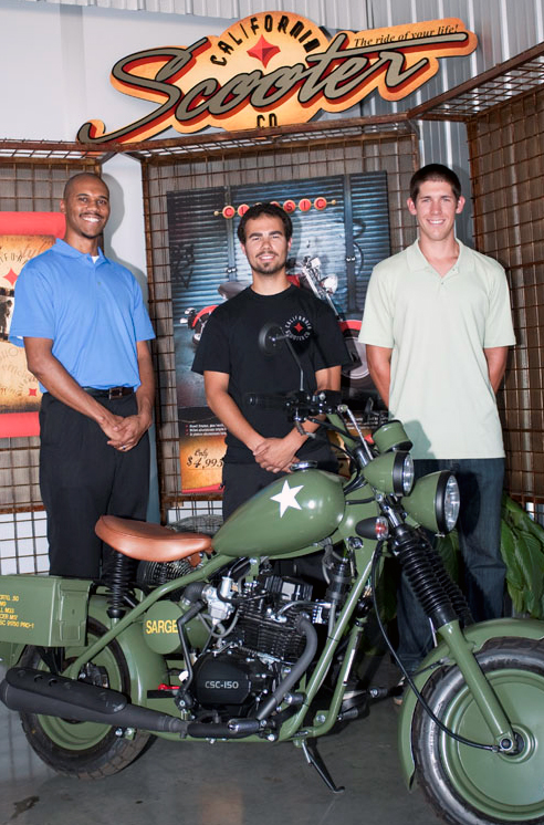 Motorcycle Design Competition Finds Innovation