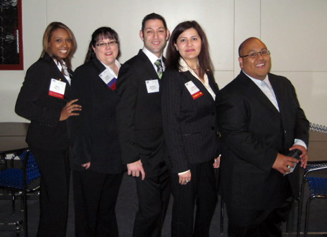 Business Majors Win HR Competition