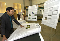 Faculty, Staff and Students Showcase Agricultural Research Projects