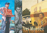 """Tres Mundos"" Exhibit at Downtown Center Includes Reception With Latin Jazz Band Chevere"