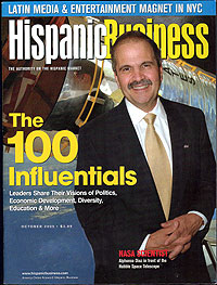 President Ortiz Named to List of 100 Most Influential Hispanics