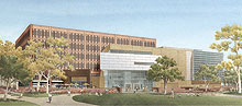 University Library Addition & Renovation Groundbreaking on Feb. 20
