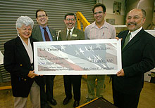 College of Engineering & U.S. Air Force Collaborate on New Wind Tunnels