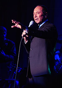 Founders' Celebration Features Musical Performance by Paul Anka
