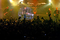 Yellowcard Performance Draws Crowd of 4,200 to Kellogg Gym