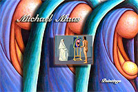 Michael Maas Exhibit Features New Paintings at Downtown Center