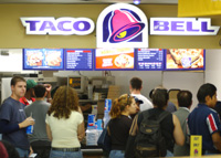 Taco Bell Adds to Flavor of Campus Center Marketplace