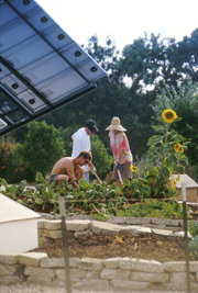 Harnessing the Sun:  Solar Living Institute Offers Workshops at Cal Poly Pomona