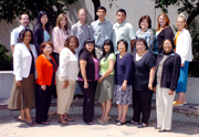 University Employees Participate in Staff Development Academy I and II