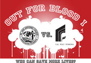 Cal Poly Pomona Goes For Blood