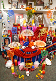 Hundreds Expected to Attend 12th annual Dia de los Muertos Celebration