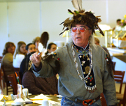 Tribal Elder Discussed 'Many Thanksgivings, Many Perspectives'