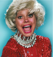 Broadway Legend Carol Channing Performing Benefit Feb. 2