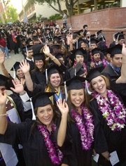 Cal Poly Pomona Celebrates 51st Annual Commencement