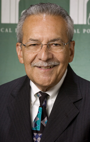 Herman Lujan Named Interim Provost