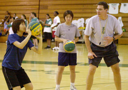 Cal Poly Pomona Camp Goes International