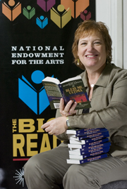 Notable Writer Takes Part in Big Read