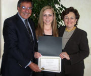 Outstanding Graduate Attends Prestigious Leadership Program