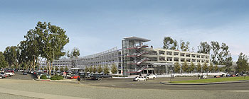 University Prepares for Construction of New Parking Structure and Parking Expansions
