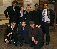 Mock Trial Team Earns Honors at Regional Competition