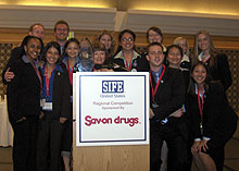 SIFE Team Wins Regional Competition; Heads to National Competition