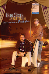 "Theatre Stages ?Bus Stop Journals: From Pomona to Zimbabwe"" June 18-19"