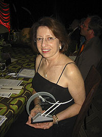 University Events Coordinator Jan Weiner Receives Southern California Planner of the Year Award
