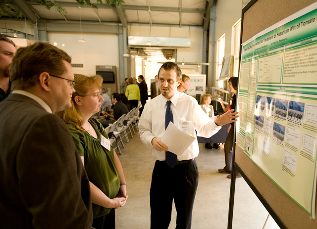 Faculty, Staff and Students to Showcase Agricultural Research