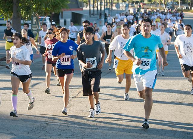 Matt's Run Builds Community, Funds Scholarships