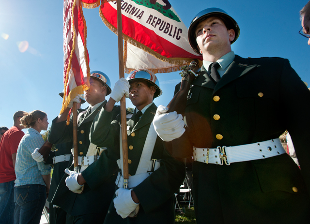 Cal Poly Pomona Named ¿Military Friendly¿ by G.I. Jobs