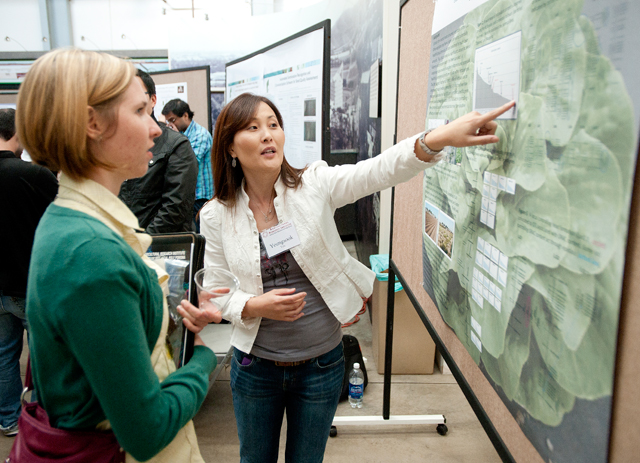 Faculty, Staff and Students Showcase Agricultural Research