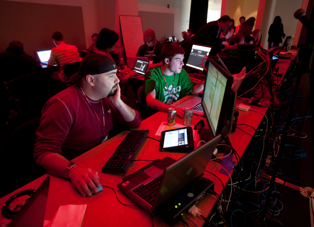 Cyber Defense Team to Test Skills at Regional Competition